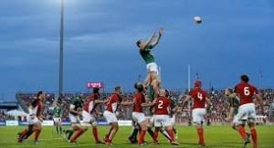 Canada vs Ireland 2013