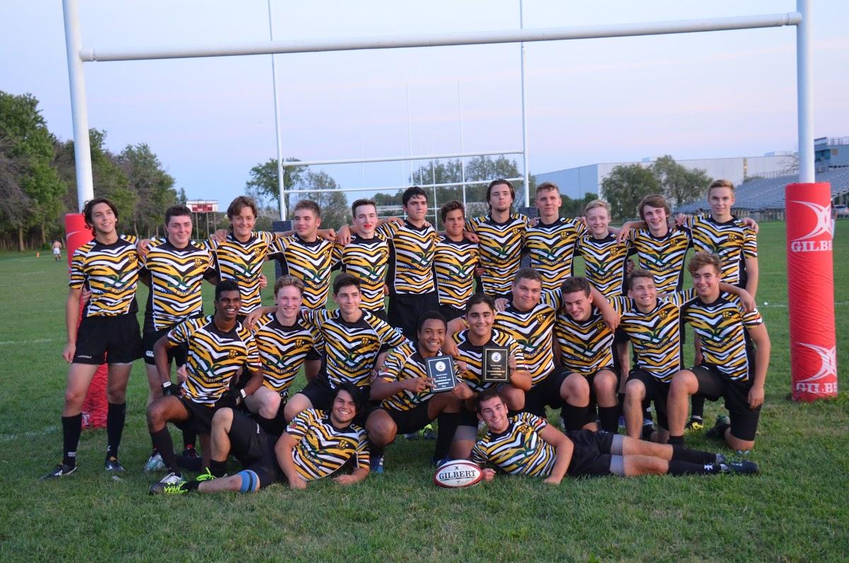 TRU U16 Premiership final 1
