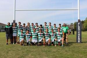 Toronto Saracens Junior Cup Pic
